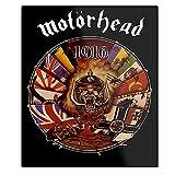 Genérico The Pink Motorhead Band Music Metallica ACDC Kinks Heavy Metal Floyd – Póster moderno para sala de decoración de pared