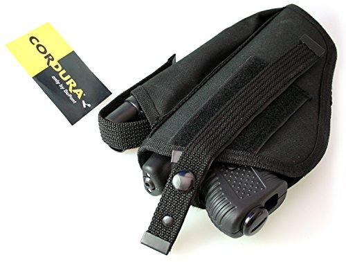 PRODEF® Gürtelholster für Piexon Jet Protector JPX mit Ersatzmagazinhalter