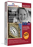 Sprachenlernen24.de Englisch-Basis-Sprachkurs: PC CD-ROM für Windows/Linux/Mac OS X + MP3-Audio-CD...
