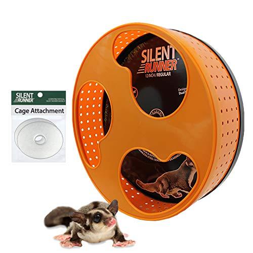 12' Silent Runner | Sugar Glider Exercise Wheel