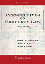 Perspectives on Property Law (Aspen Coursebook)
