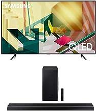 $3595 » SAMSUNG 85-inch Class QLED Q70T Series - 4K UHD Dual LED Quantum HDR Smart TV (Alexa Built-in) with Samsung Q800T Soundbar