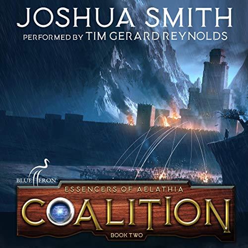 Coalition audiobook cover art