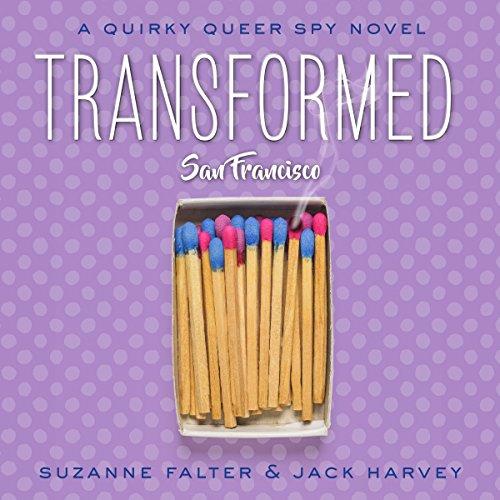 Transformed: San Francisco cover art
