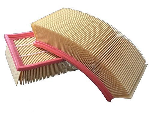 2X Filter geeignet für Flex S 36 S 36 M S 47 S 47 M VCE 35 VCE 45 337.692 Sauger
