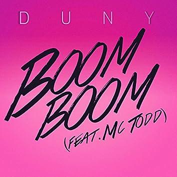 Boomboom (feat. MC Todd)