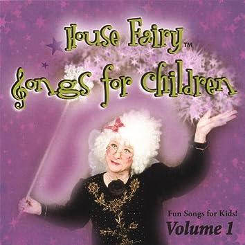 House Fairy Songs for Children