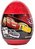 Disney - CA17108. Huevo Sorpresa. Diseño Cars. Modelo Aleatorio.