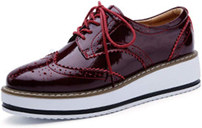 Fulision Women's Lacing Casual shoes Single shoes Autumn shoes Women's shoes