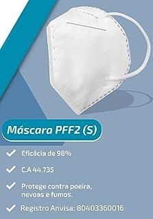 Mascara N95 Pff2 98% Proteção ANVISA/INMETRO 24 Unidades