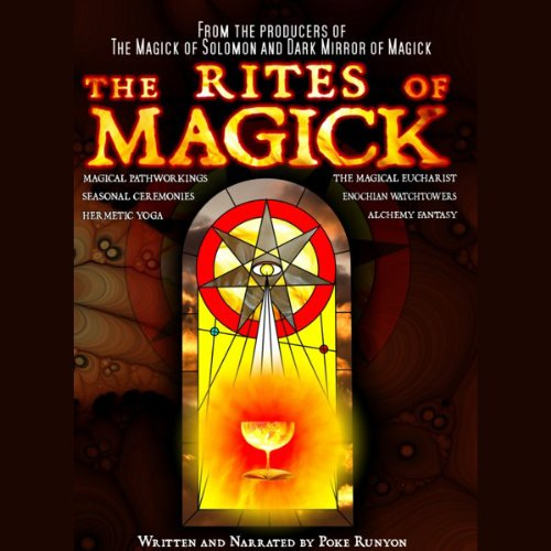 The Rites of Magick audiobook cover art