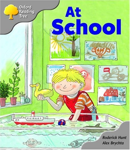 Oxford Reading Tree: Stage 1: Kipper Storybooks: Pack of 6 (1 of Each Title)の詳細を見る