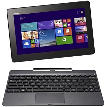 ASUS T100TAシリーズ NB / gray (WIN8.1 32bit / 10.1inch HD touch / Z3740 / 2G / 32G / JISキーボード) T100TA-DK32G