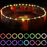 NUZEKY LED Trampoline Lights, 23 Ft Remote Control Trampoline Rim Bright Light, Waterproof Light Bright to Play at Night Outdoors,Trampoline Accessories