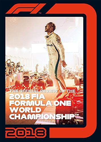 F1 2018 Official Review [DVD]