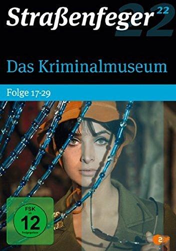 Straßenfeger 22 - Das Kriminalmuseum II [6 DVDs]