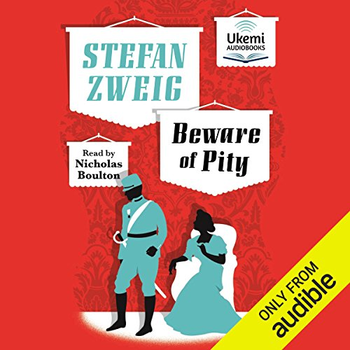 Couverture de Beware of Pity