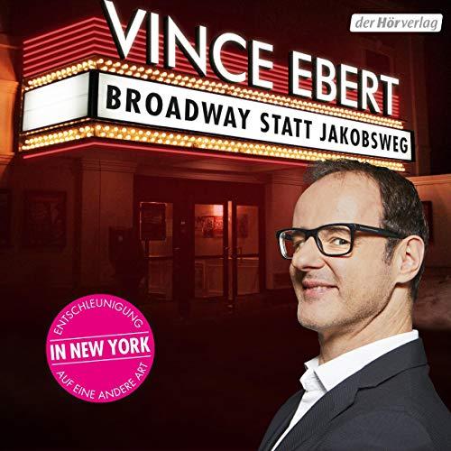 Broadway statt Jakobsweg cover art
