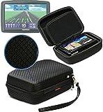 Navitech Étui Rigide Noir Compatible avec Philips PicoPix PPX4935