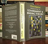 Introduction to Government and Binding Theory (Blackwell Textbooks in Linguistics S.)