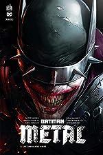 Batman métal, Tome 2 - Les chevaliers noirs de Greg Capullo
