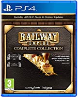 Railway Empire - Complete Collection (PS4) (輸入版)