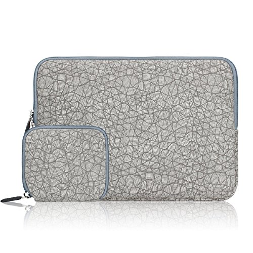 Arvok Wasserdicht Neoprene Hülle Sleeve Tasche, Laptoptasche Schutzhülle Laptop Sleeve Case für 11-11,6 Zoll MacBook Pro, MacBook Air, Notebook Computer Laptophülle Notebooktasche mit Kleinen Fall