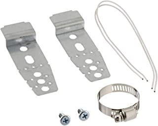 5001DD4001A Dishwasher Mounting Brackets Replacement Part by Exact fit for LG Dishwasher - Replaces PS3525525