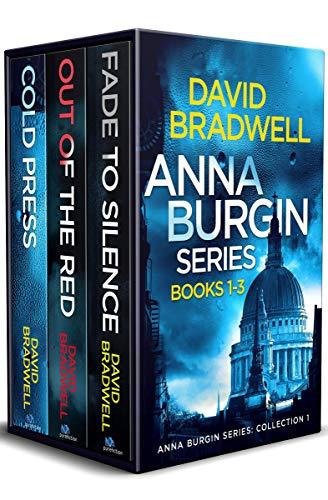 Anna Burgin Gripping British Mystery Thriller Series: Books 1-3