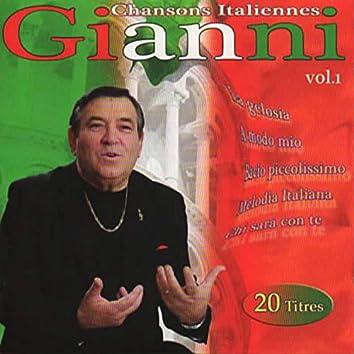 Chansons italiennes vol 1