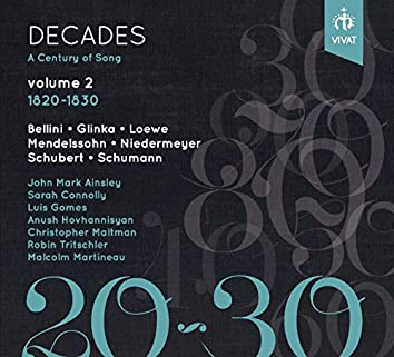 Decades - A Century of Song, volume 2