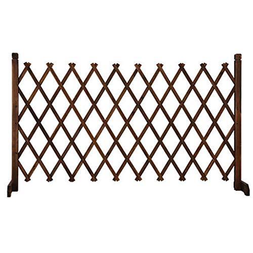 ZWJLJM Valla Extensible Pantalla De JardíN Trellis Style Movable Fence, Jardineros Y DueñOs De Mascotas