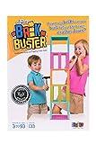 Strictly Briks - Brik Buster - Juego de 133 Piezas para Construir Torres y Luego tirarlas - Galardonado - Hecho por niños para niños de más de 3 años - para 2 Jugadores