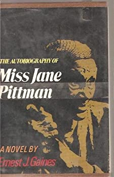 Hardcover Autobiography of Miss Jane Pitman : a Novel Book