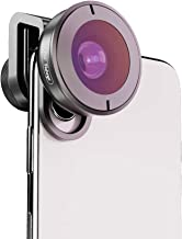 Apexel Cell Phone Lenses for iphone-195°Fisheye Lens for Dual Lens/Single Lens iPhone,Pixel,Samsung Galaxy