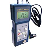 Landtek Instrumentos Medidor ultrasónico de espesor 1,5 A 200 mm