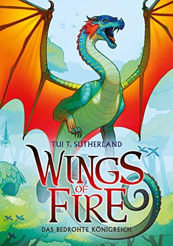 Wings of Fire 3: Das bedrohte Königreich - Die #1 New York Times Bestseller-Reihe