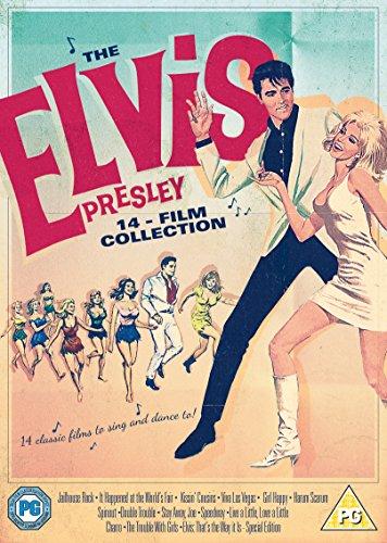 Elvis Presley Collection [Edizione: Regno Unito]