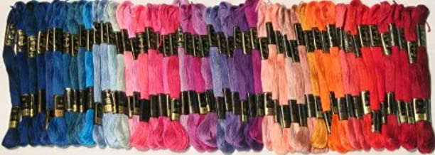 Anchor Six Stranded Threads Pack of 11 Your Colour Choice