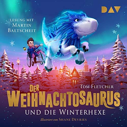 Der Weihnachtosaurus und die Winterhexe cover art