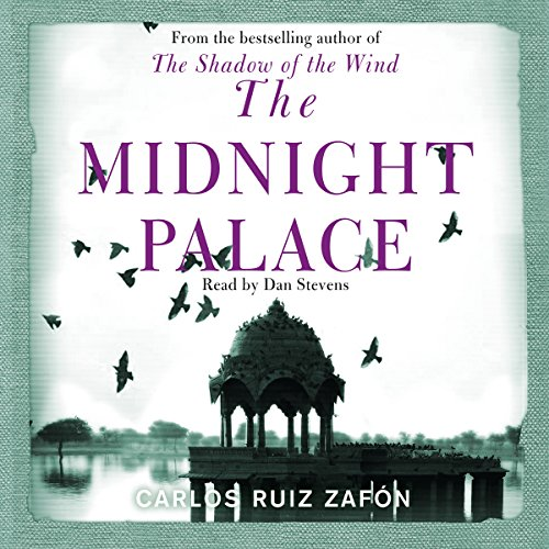 The Midnight Palace cover art
