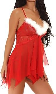 レディースクリスマスセクシーな下着ランジェリー セクシー ベビードール セクシー下着 セクシーランジェリー 大きいサイズ レース シースルー 透け ライン 安い かわいい 大興奮 過激 誘惑 花柄 刺繍 エロ tバック ビキニ プレゼント