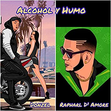 Alcohol y Humo (feat. Donzel)