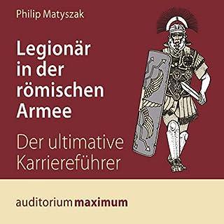 Legionär in der römischen Armee Titelbild