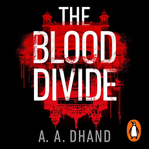 The Blood Divide cover art