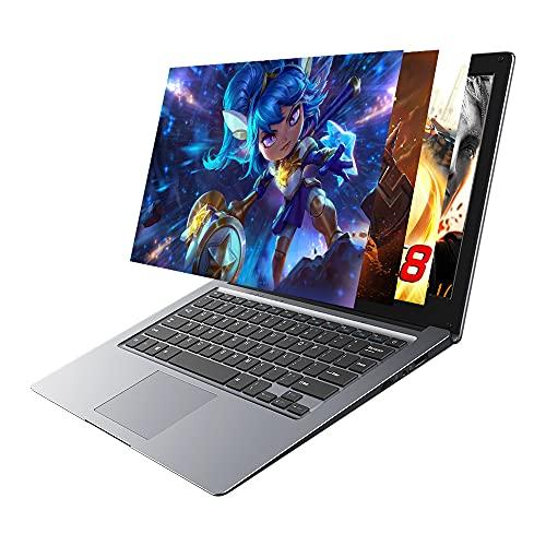 CHUWI HeroBook Pro Ordenador Portátil Ultrabook Notebook 14.1' Intel Gemini Lake N4020 hasta 2.8 GHz, 4K 1920*1080, Windows 10, 8G RAM 256G SSD, WiFi, USB 3.0, 38Wh