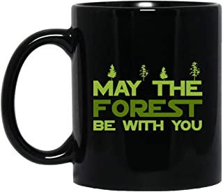 May The Forest Be With You - Mugs