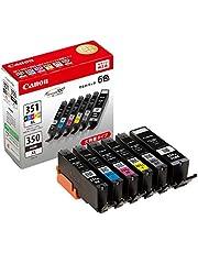 Canon(佳能)墨水箱 BCI-351XL(BK/C/M/Y/GY)+BCI-350XL 6色多包(大容量)
