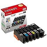 キヤノン インク BCI-351XL+350XL/6MP 6色パック( ) 1パック(6色) (6552B002) BCI-350/351シリーズ