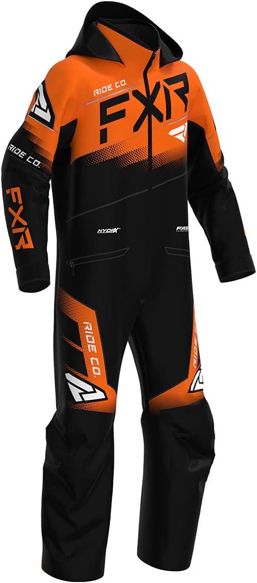 FXR Child Boost Monosuit Jacksonville Mall Black - Orange 2 NEW before selling White
